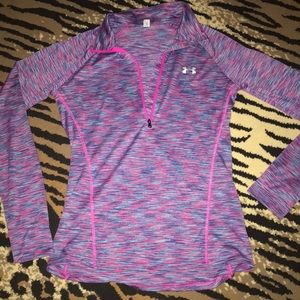 UA quarter zip